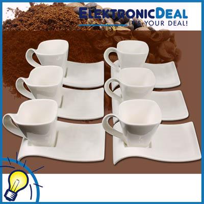 espressotassen set kaffeeservice espresso tassen porzellan
