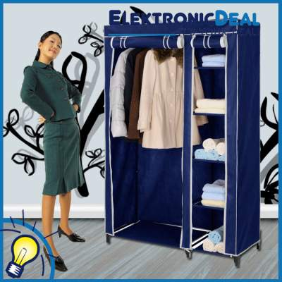 Mobiler kleiderschrank campingschrank garderobenschrank schuhschrank faltschrank ebay - Schuhschrank faltschrank ...