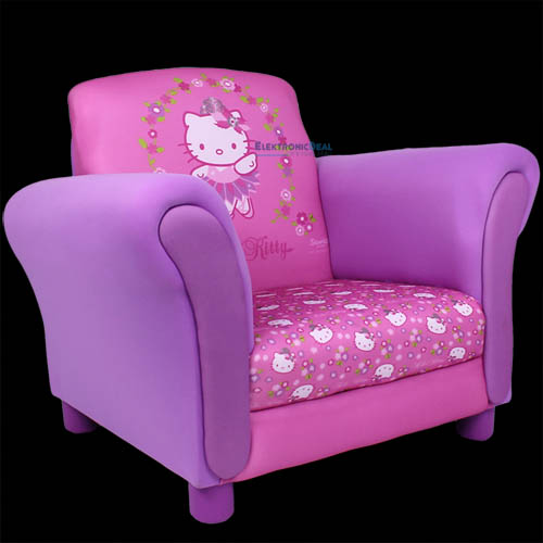 kindersessel hello kitty sessel m bel kinder kindersofa. Black Bedroom Furniture Sets. Home Design Ideas