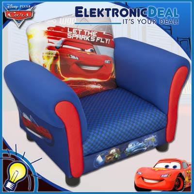 disney cars kindersessel sessel m bel kinder sofa. Black Bedroom Furniture Sets. Home Design Ideas