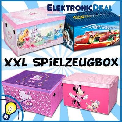 spielzeugkiste kinder spielzeugbox mit deckel. Black Bedroom Furniture Sets. Home Design Ideas