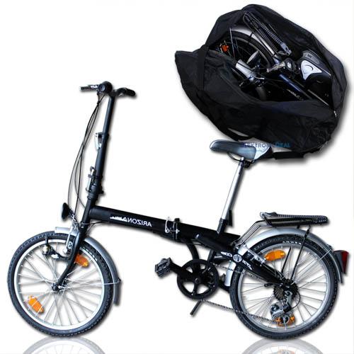 20 zoll klapprad faltrad klappfahrrad fahrrad 6 gang si. Black Bedroom Furniture Sets. Home Design Ideas