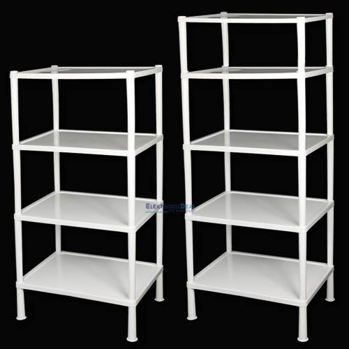 aufbewahrungsregal steckregal regal kunststoffregal. Black Bedroom Furniture Sets. Home Design Ideas