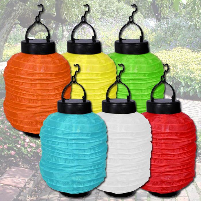neu solarlampe lampion solar led solarleuchte gartenlampion solarlampions lampe ebay. Black Bedroom Furniture Sets. Home Design Ideas