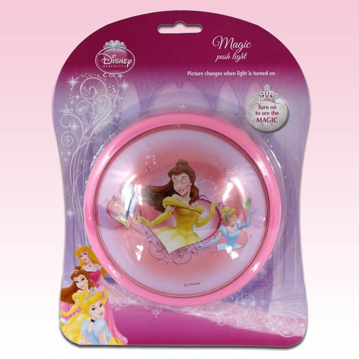 Disney princess nachtlicht kinderzimmer kinderzimmerlampe - Nachtlicht disney princess ...