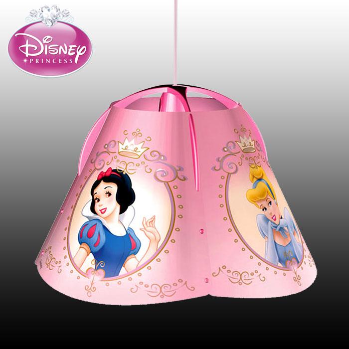 disney princess prinzessin kinderlampe h ngelampe deckenlampe lampe leuchte rosa ebay. Black Bedroom Furniture Sets. Home Design Ideas