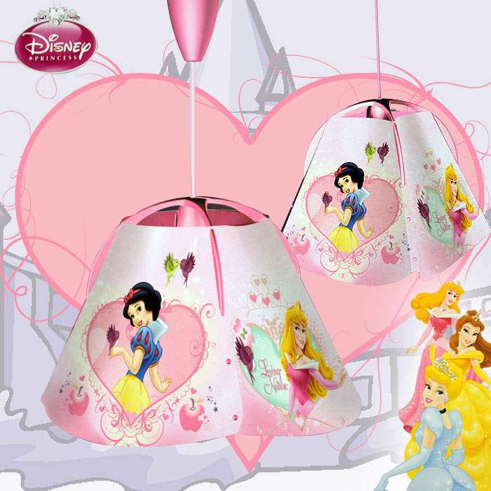 disney princess kinderlampe h ngelampe kinderlampe. Black Bedroom Furniture Sets. Home Design Ideas