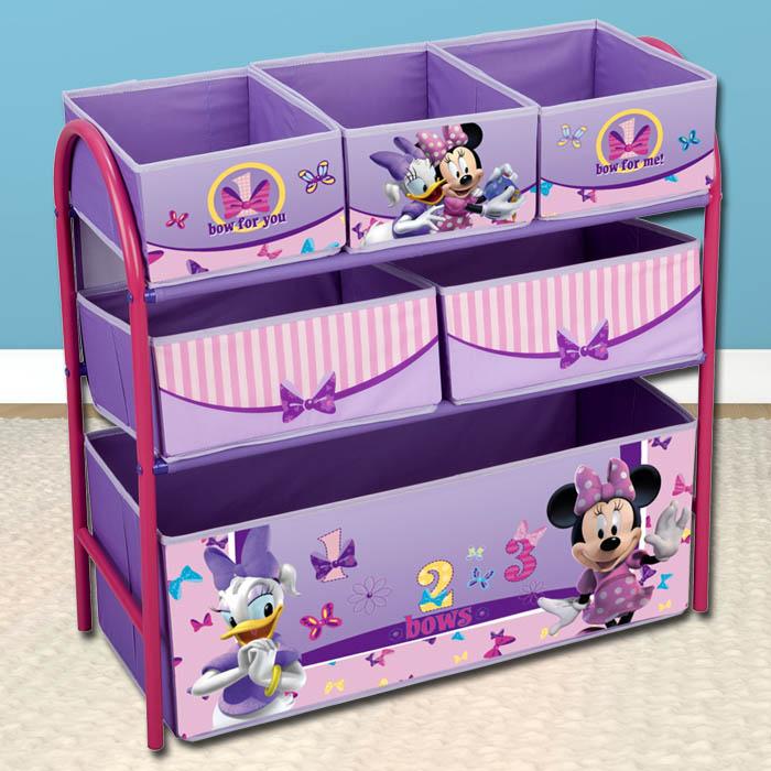 Disney minnie mouse aufbewahrungsregal kinderregal